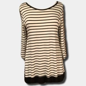 Very Soft Knit Crew Neck Tunic